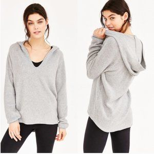 PROJECT SOCIAL T Gray Hooded Pullover